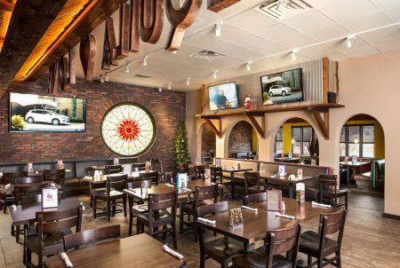 Carlos O'Kelly's restaurant renovation