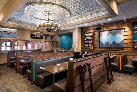Carlos O'Kelly's restaurant revamp