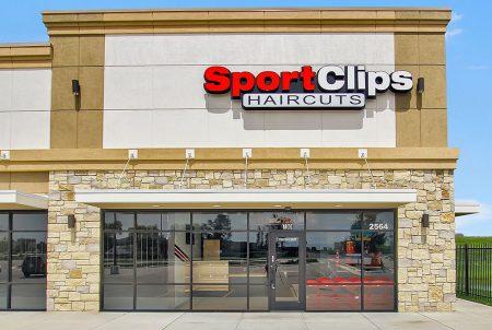 Sport Clips remodel