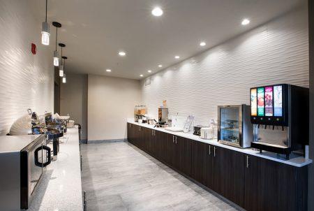Hotel Renovation LaQuinta Dinning