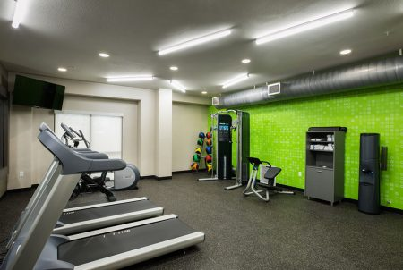 Hotel Renovation LaQuinta Gym