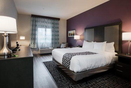 Hotel Renovation LaQuinta Room