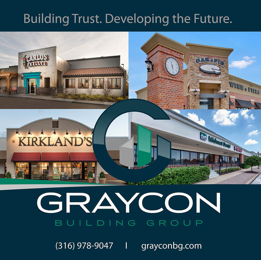 Graycon Building Group Corporate Brochure Cover