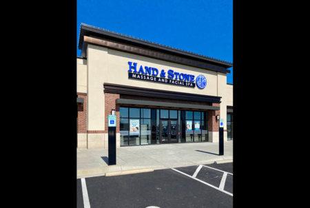 Hand & Stone Massage & Facial Spa Building Exterior