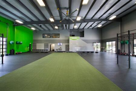 GoTime Training interior
